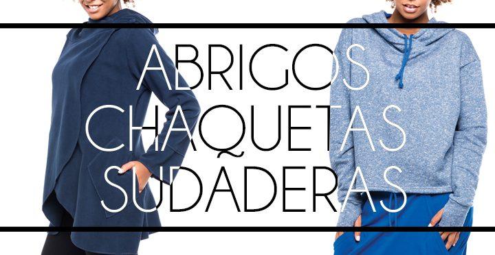 ABRIGOS CHAQUETAS Y SUDADERAS
