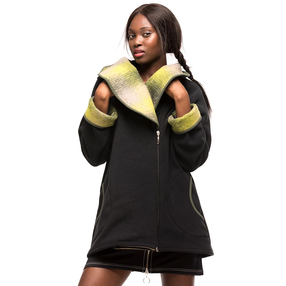 24fa44d57eb7 Abrigo polar para mujer EIRA Ref 4409