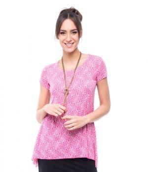 Camiseta-mujer-AMARILLIS Ref-4338-01
