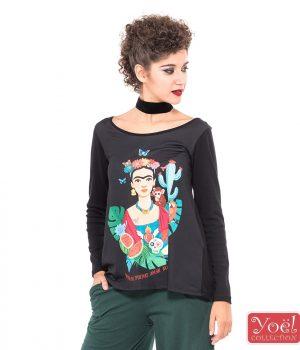 Camiseta-mujer-FRIDA-REF-4240