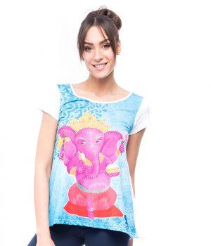 Camiseta mujer GANESHA Ref 4309