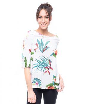 Camiseta mujer MYFLOWER Ref 4296-15
