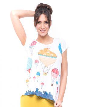 Camiseta mujer NIMBLE Ref 4337-8