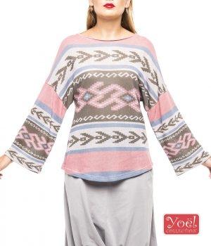 Camiseta mujer TRICOT Ref 4100       1