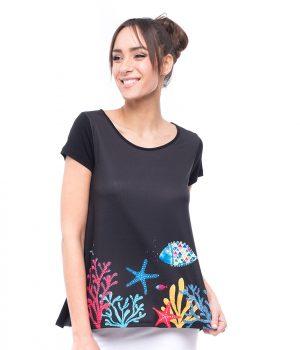 Camiseta mujer KORAL Ref 4333