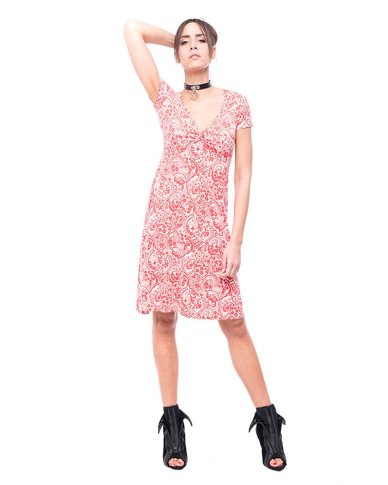 Vestido mujer IKERT Ref 3992 - Yoel Collection