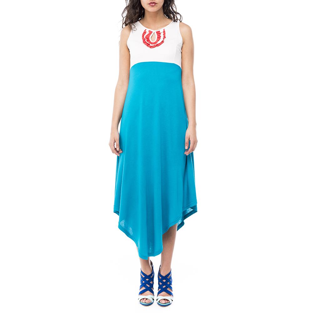Vestido largo de mujer MELICENA