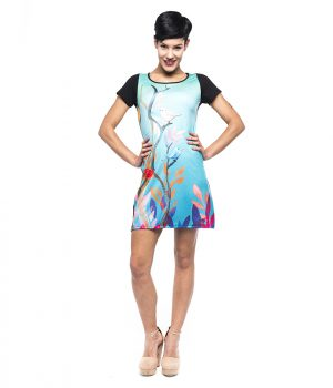 Vestido mujer BRIANA  REF3978