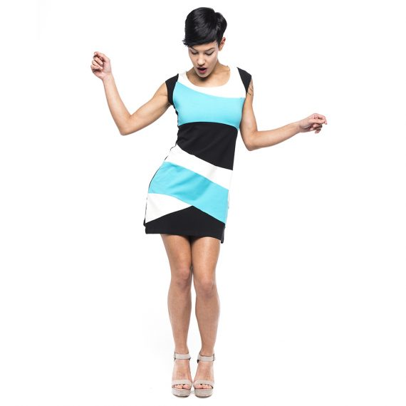 Vestido mujer DINAH REF 3993