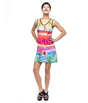 Vestido mujer EIRE Ref 4015