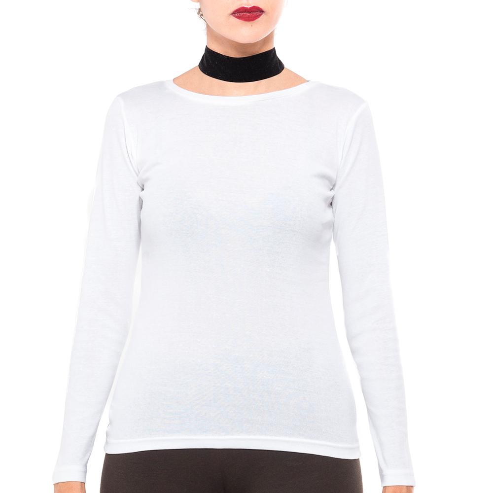 camiseta basica cuello redon ref 2732 30