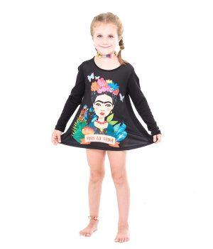 camiseta frida niña ref 4245-2