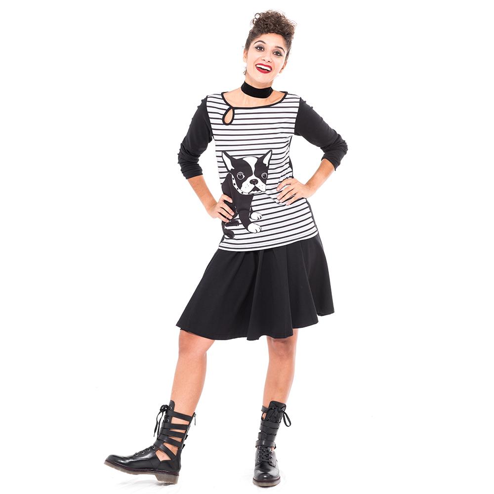 camiseta mujer ASLHEY ref 4226