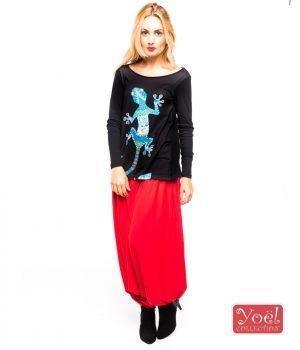 camiseta-mujer-lagartija-ref4055 copia