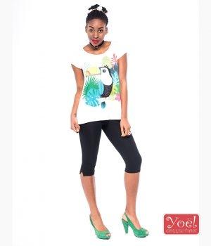 camiseta mujer tucan