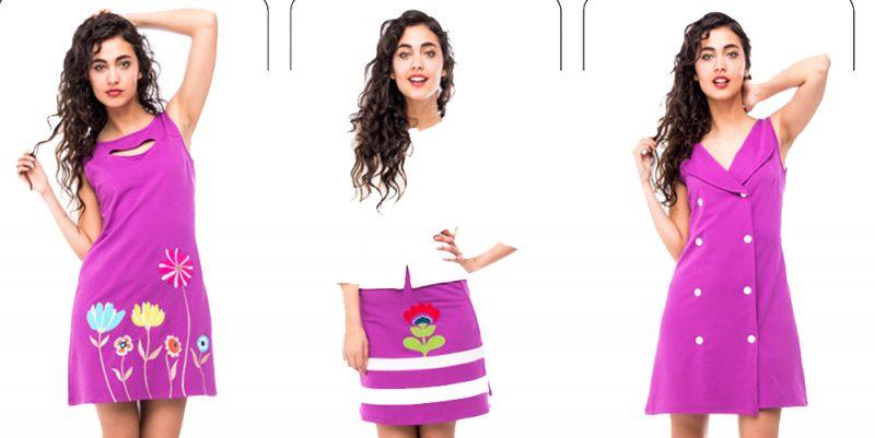 Colores pastel, flecos y estampados, descubre las tendencias de ropa online mujer para este verano