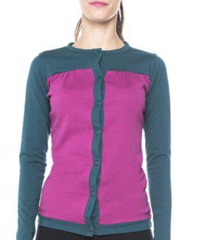 chaqueta mujer Contrast Ref 3754