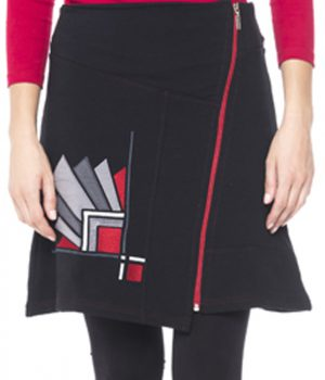 falda mujer art-deco ref 3781