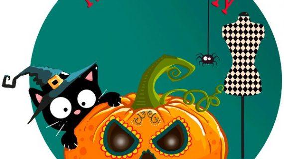 ¡¡Rápido rápido que llega Halloween!!