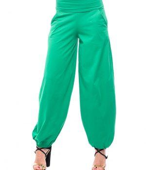 pantalon globo sencillo zenda     ref. 3900