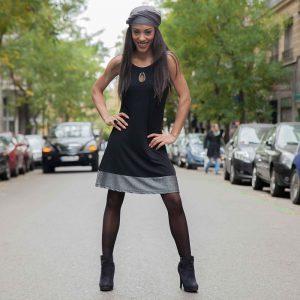 vestido mujer fiesta madison
