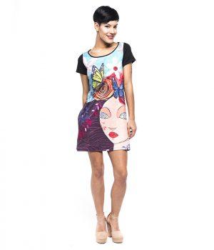 vestido  mujer  camelia REF3986