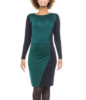 vestido mujer draps ref 3901