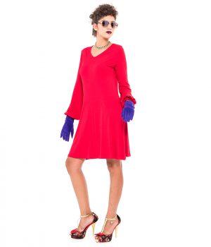 vestido mujer merope ref 4258
