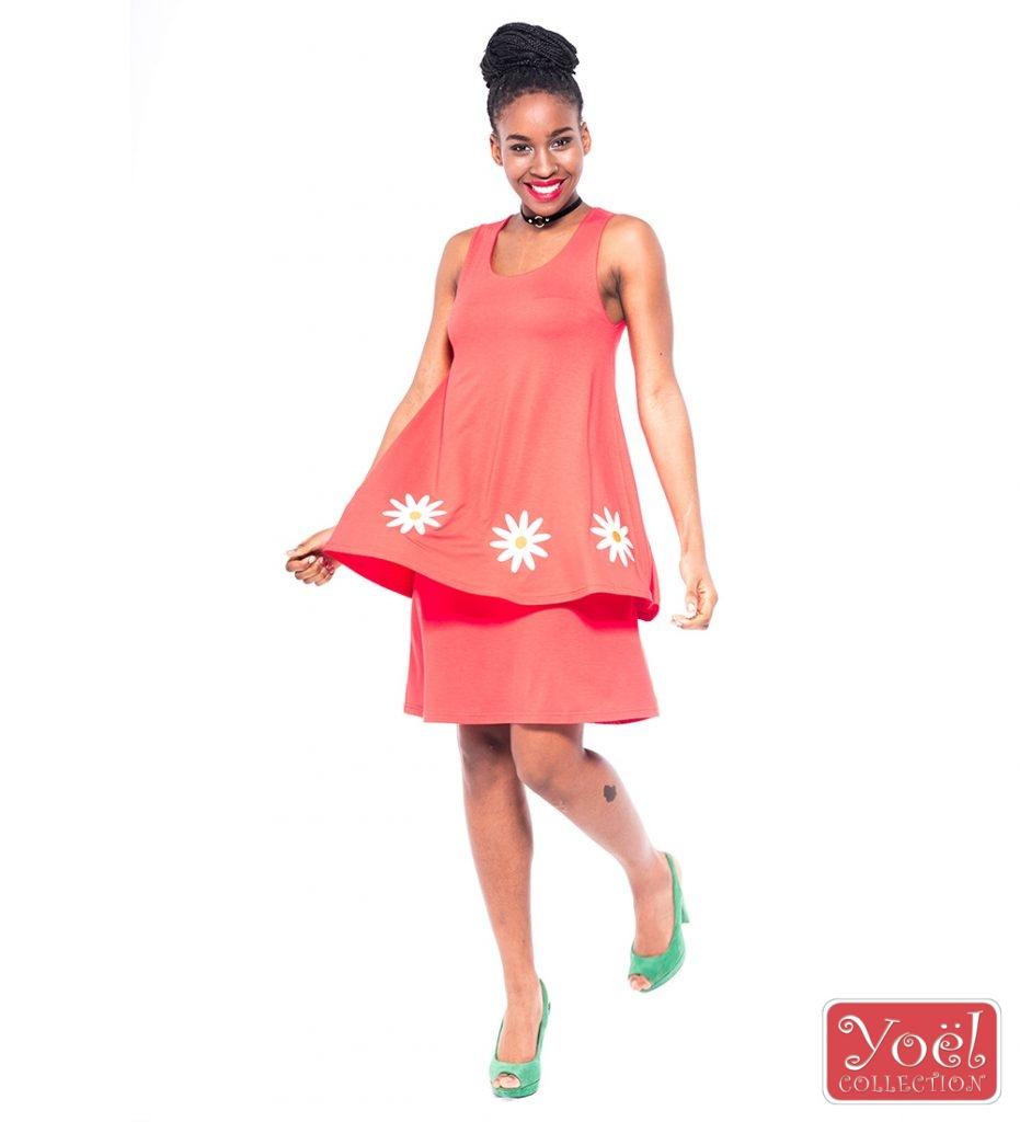 vestido verano de yoel Yara